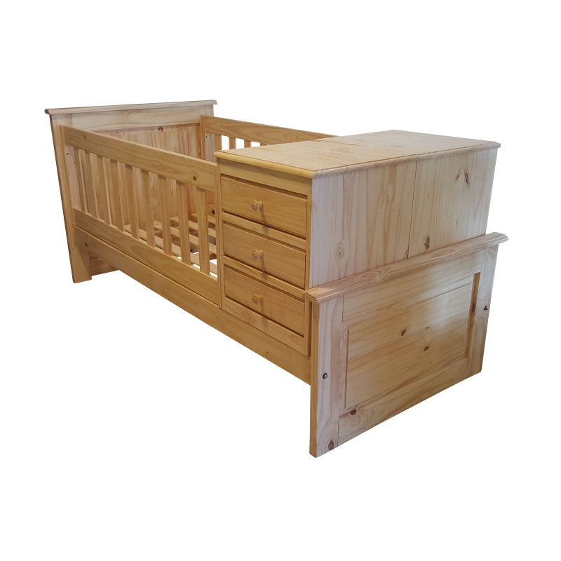 Cunas funcionales pinarcis for Muebles de pino precios